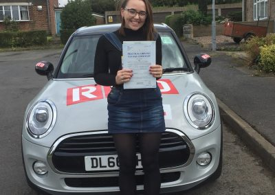 Charmaine Passed!
