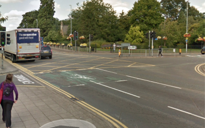 Box Junctions in Kettering