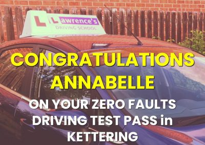 pass test in kettering